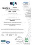 ISO 9001:2015 RINA